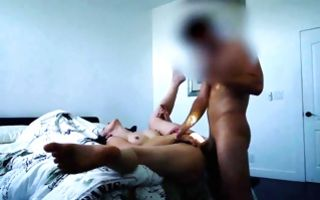 Depraved man cruelly fucking adorable slut Mandy Muse